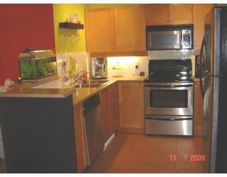 """Photo 2: 411 15 SMOKEY SMITH Place in New_Westminster: GlenBrooke North Condo for sale in """"The Westerly"""" (New Westminster)  : MLS®# V778018"""