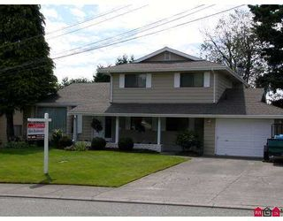 """Photo 1: 2357 BEVAN in Abbotsford: Abbotsford West House for sale in """"Near Centennial Park"""" : MLS®# F2717479"""
