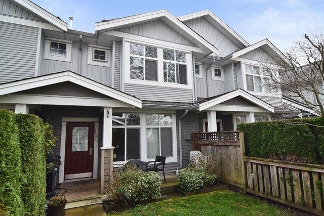 Main Photo: 120 20449 66 AVENUE in : Willoughby Heights Townhouse for sale : MLS®# R2041791