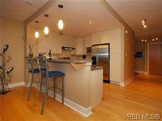 Photo 5: 116 5316 Sayward Hill Cres in VICTORIA: SE Cordova Bay Condo for sale (Saanich East)  : MLS®# 593691