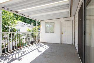 """Photo 22: 19 8078 KING GEORGE Boulevard in Surrey: Bear Creek Green Timbers House for sale in """"Braeside village"""" : MLS®# R2607405"""