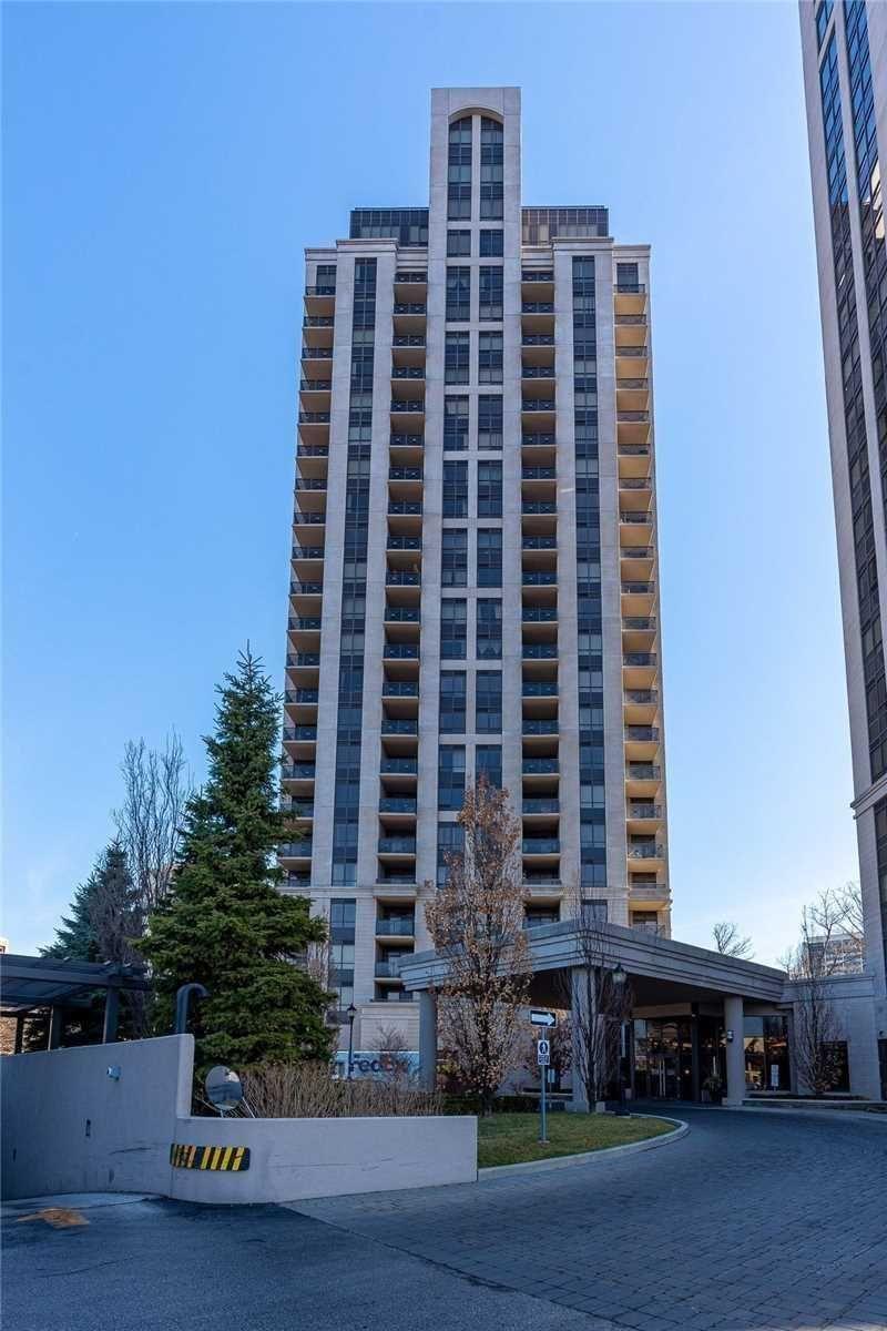 Main Photo: 706 133 Wynford Drive in Toronto: Banbury-Don Mills Condo for lease (Toronto C13)  : MLS®# C5197493