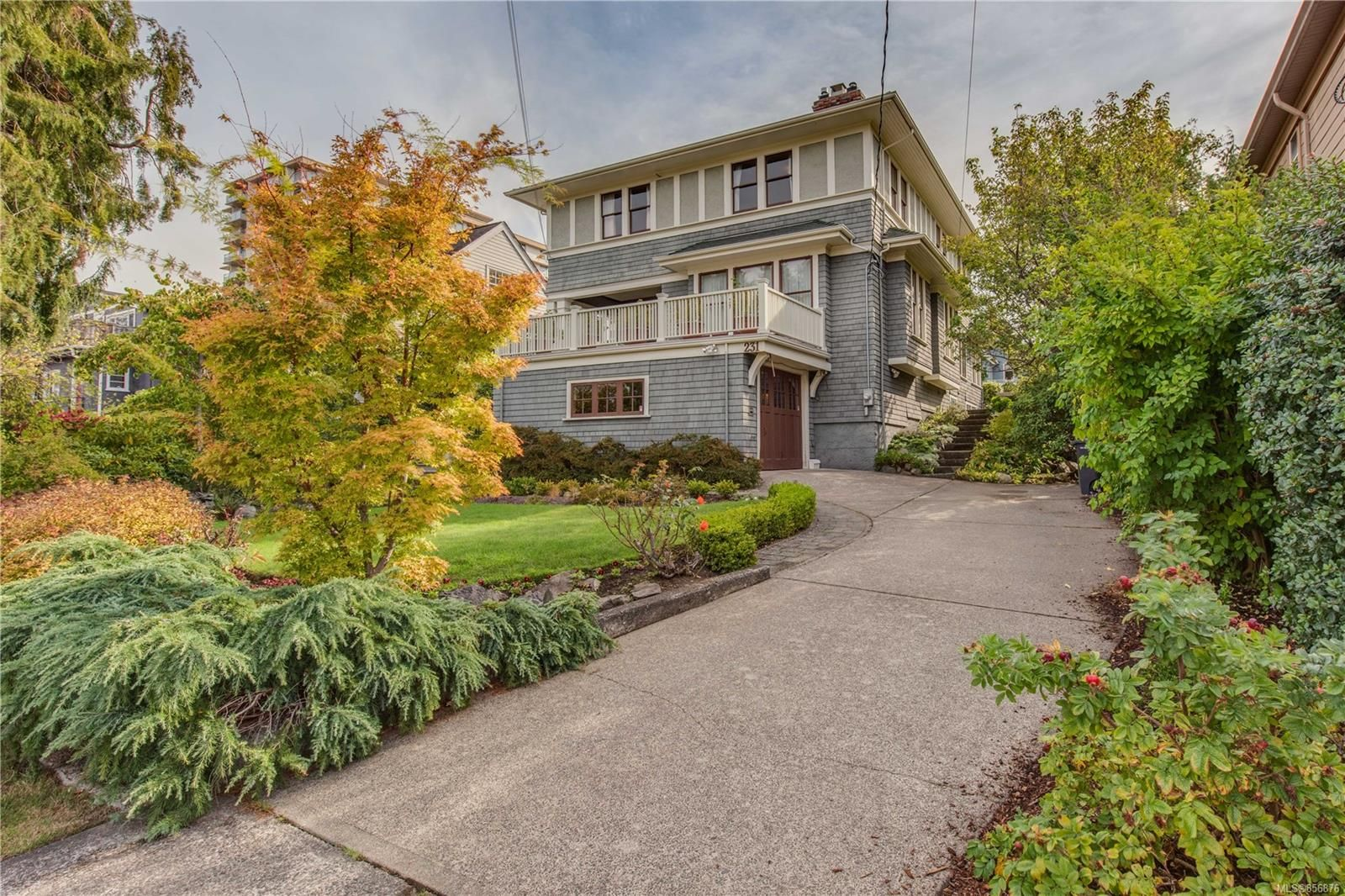 Main Photo: 231 St. Andrews St in : Vi James Bay House for sale (Victoria)  : MLS®# 856876