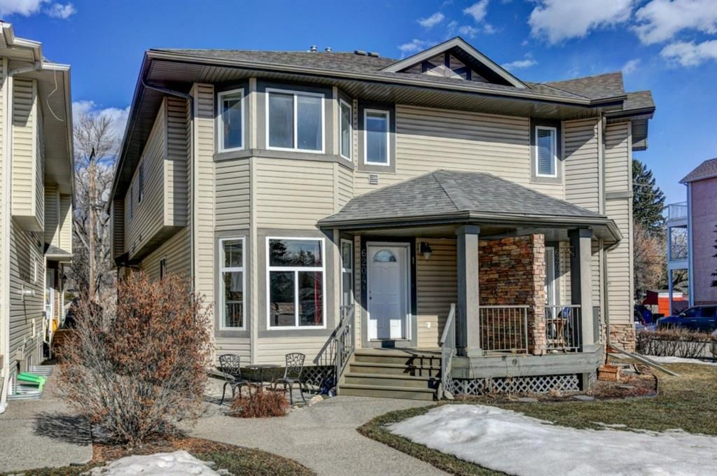 Main Photo: 1 6204 Bowness Road NW in Calgary: Bowness Row/Townhouse for sale : MLS®# A1077280