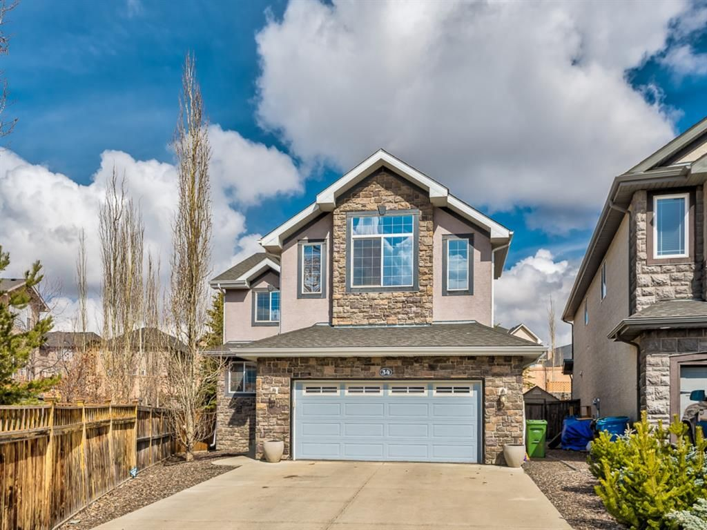 Main Photo: 34 Aspen Stone Mews SW in Calgary: Aspen Woods Detached for sale : MLS®# A1125838
