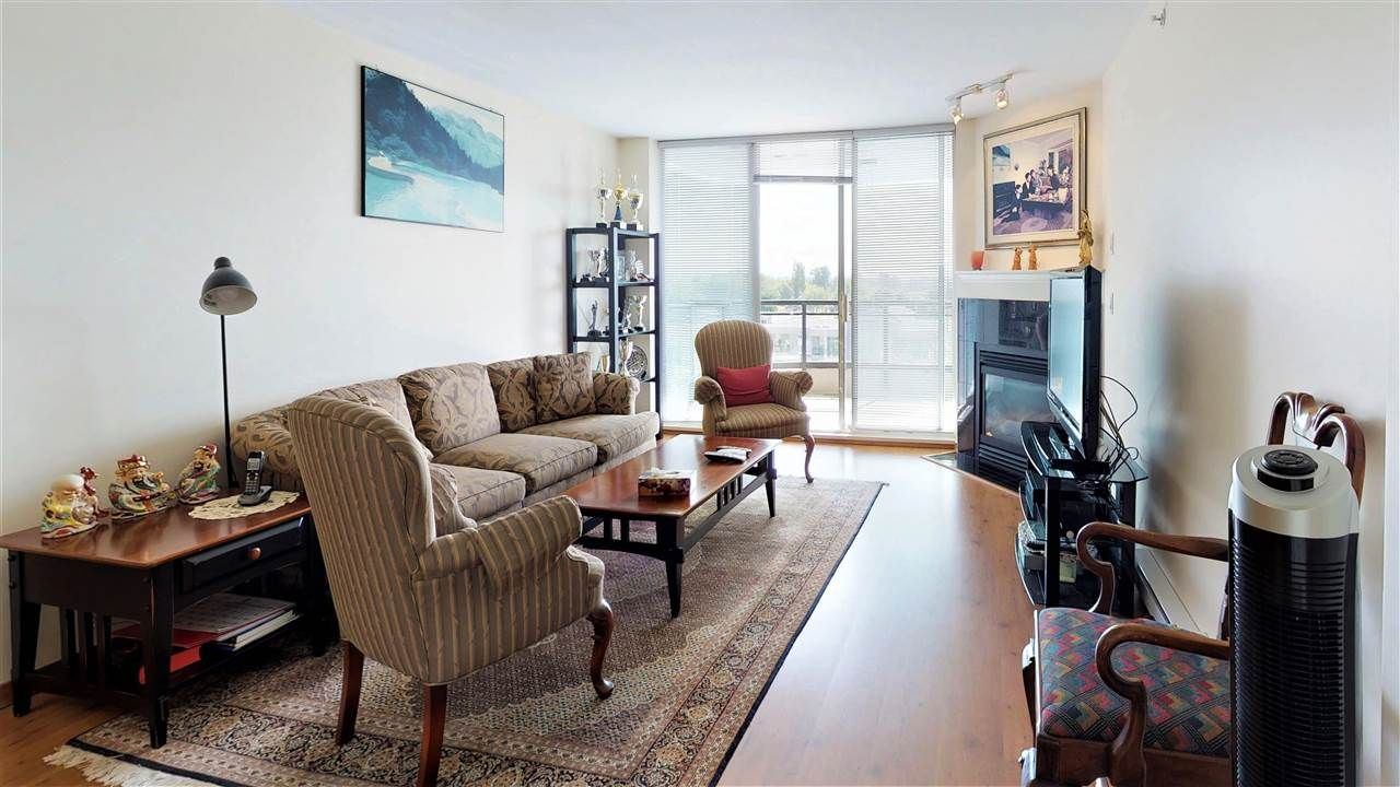 Main Photo: 905 7080 ST. ALBANS ROAD in : Brighouse South Condo for sale : MLS®# R2382076