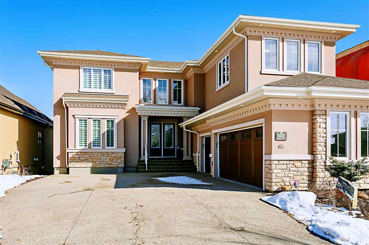 Main Photo: 4405 KENNEDY Cove in Edmonton: Zone 56 House for sale : MLS®# E4235782