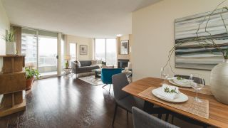 """Photo 5: 406 1135 QUAYSIDE Drive in New Westminster: Quay Condo for sale in """"ANCHOR POINT"""" : MLS®# R2445630"""
