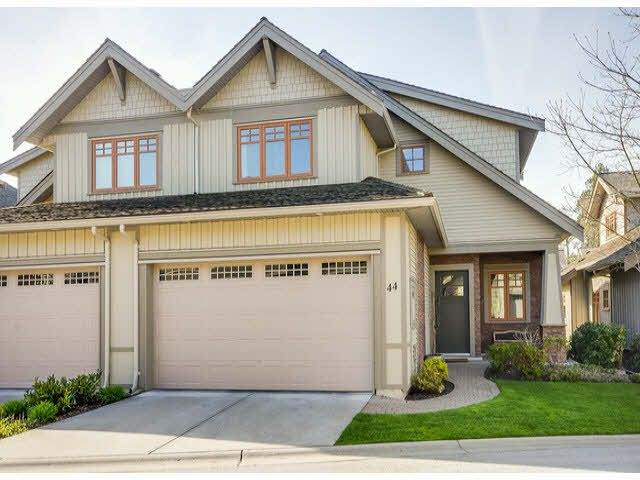 """Photo 1: Photos: 44 3109 161ST Street in Surrey: Grandview Surrey Townhouse for sale in """"WILLS CREEK"""" (South Surrey White Rock)  : MLS®# F1417405"""