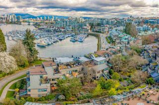 "Photo 26: 826 MILLBANK in Vancouver: False Creek Townhouse for sale in ""Heather Point"" (Vancouver West)  : MLS®# R2564481"