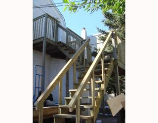 Photo 2: 245 BERTRAND Street in WINNIPEG: St Boniface Duplex for sale (South East Winnipeg)  : MLS®# 2716492