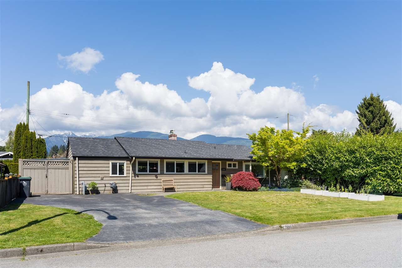"""Main Photo: 1286 MCBRIDE Street in North Vancouver: Norgate House for sale in """"Norgate"""" : MLS®# R2577564"""