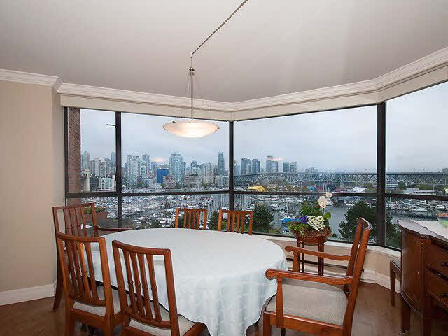 """Photo 6: Photos: 611 1450 PENNYFARTHING Drive in Vancouver: False Creek Condo for sale in """"HARBOUR COVE"""" (Vancouver West)  : MLS®# V1086066"""