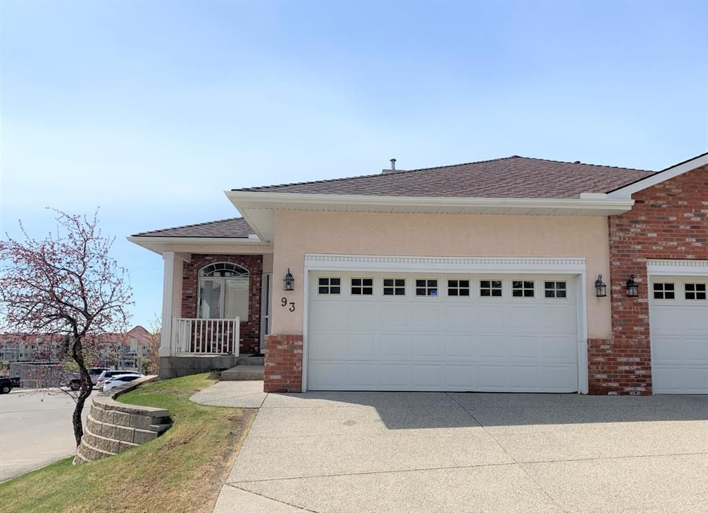 Main Photo: 93 99 Christie Point SW in Calgary: Christie Park Semi Detached for sale : MLS®# A1076516