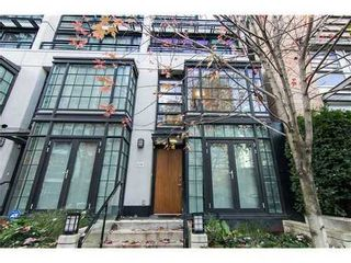 Photo 1: 1231 SEYMOUR Street in Vancouver West: Downtown VW Home for sale ()  : MLS®# V979770