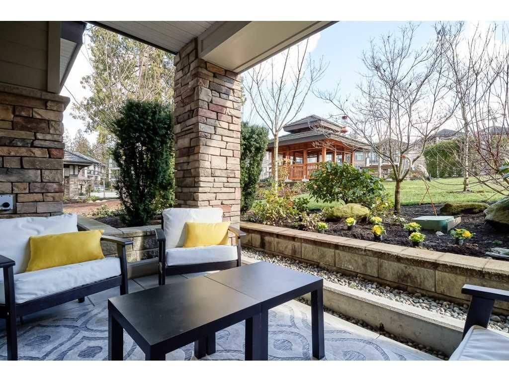 Main Photo: 111 15155 36 Avenue in Surrey: Morgan Creek Condo for sale (South Surrey White Rock)  : MLS®# R2345572