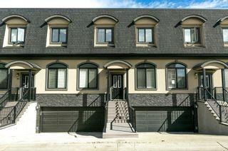 Photo 1: 26 5873 MULLEN Place in Edmonton: Zone 14 Townhouse for sale : MLS®# E4262184