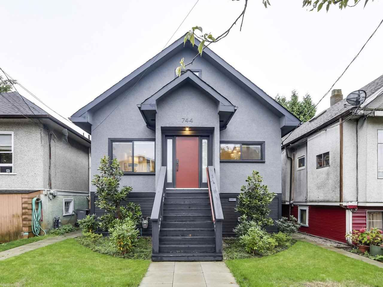 Main Photo: 744 E 24th Avenue in Vancouver: Fraserview VE House for sale (Vancouver East)  : MLS®# r2316925