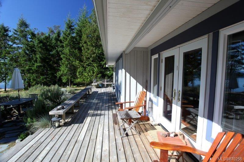 Main Photo: SL113 Sidney Island in : GI Sidney Island House for sale (Gulf Islands)  : MLS®# 870258