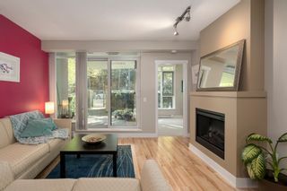 """Photo 3: 106 9188 UNIVERSITY Crescent in Burnaby: Simon Fraser Univer. Condo  in """"ALTAIRE"""" (Burnaby North)  : MLS®# R2392777"""