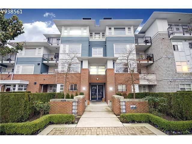 Main Photo: 312 6508 Denbigh Avenue in Burnaby: Condo for sale (Burnaby South)  : MLS®# V938561