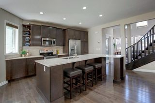 Photo 5: 209 CRANARCH Place SE in Calgary: Cranston Detached for sale : MLS®# A1031672