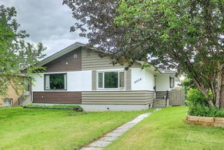 Main Photo: 3325 38 Street SW in Calgary: Glenbrook Semi Detached for sale : MLS®# A1128709
