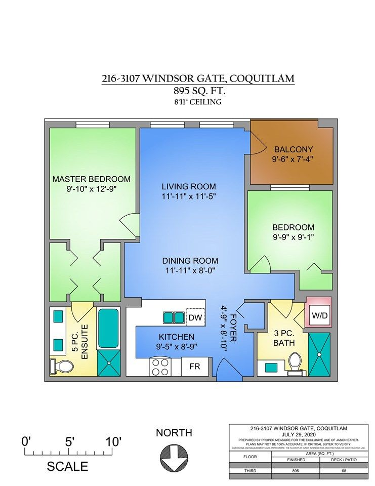 """Photo 35: Photos: 216 3107 WINDSOR Gate in Coquitlam: New Horizons Condo for sale in """"BRADLEY HOUSE"""" : MLS®# R2481599"""