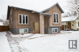 Photo 1: 153 Blenheim Avenue in Winnipeg: Residential for sale (2D)  : MLS®# 1829676