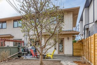 Photo 35: 628 24 Avenue NW in Calgary: Mount Pleasant Semi Detached for sale : MLS®# A1099883