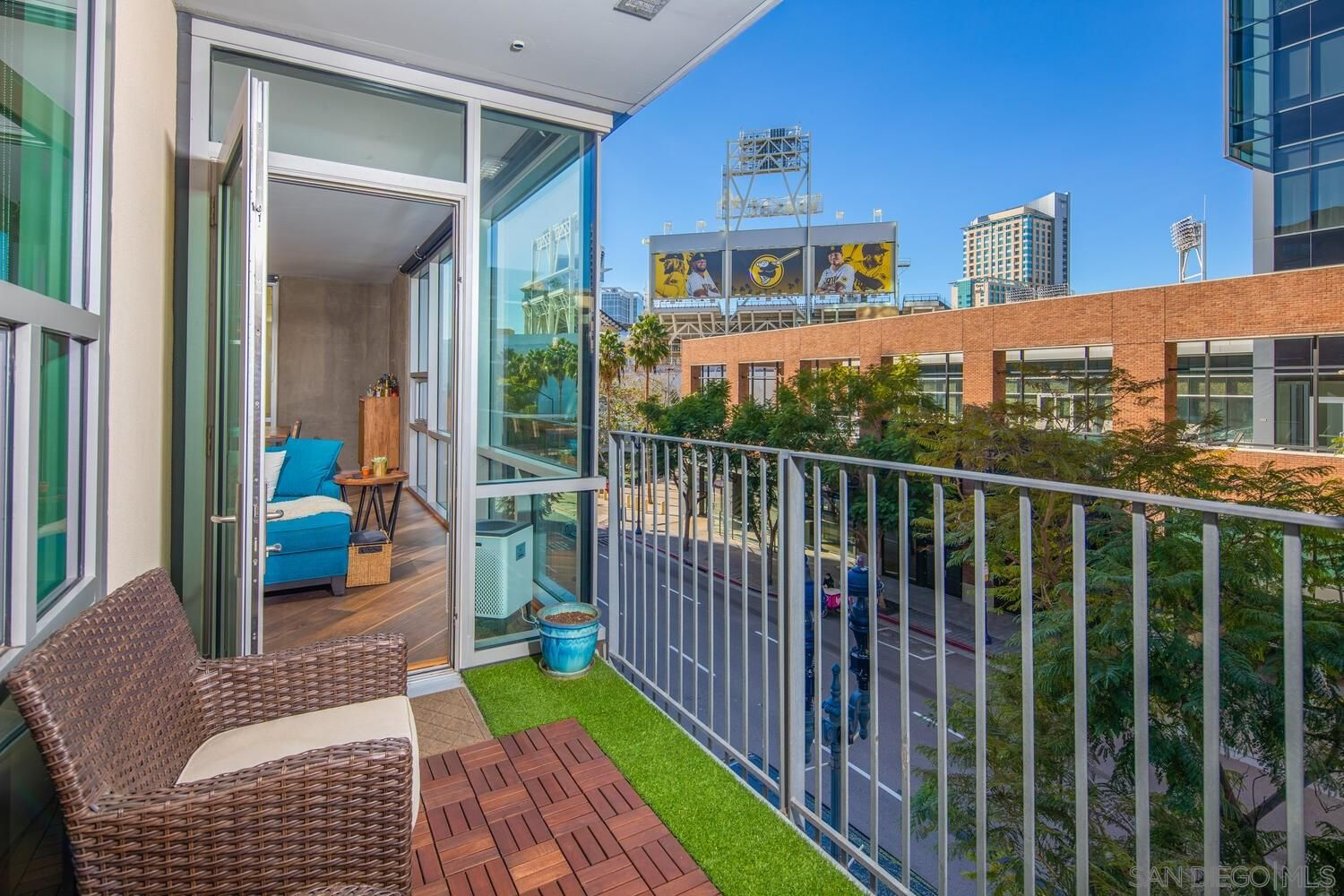 Main Photo: DOWNTOWN Condo for sale : 2 bedrooms : 321 10th Avenue #308 in San Diego