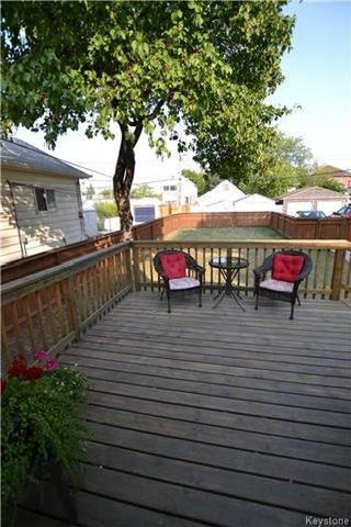 Photo 16: 313 Hampton Street in Winnipeg: St James Residential for sale (5E)  : MLS®# 1724191