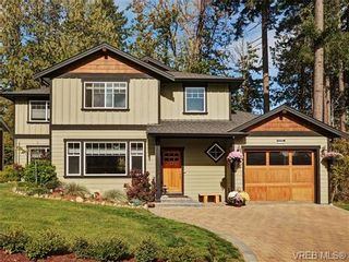Photo 1: 760 Hanbury Pl in VICTORIA: Hi Bear Mountain House for sale (Highlands)  : MLS®# 714020