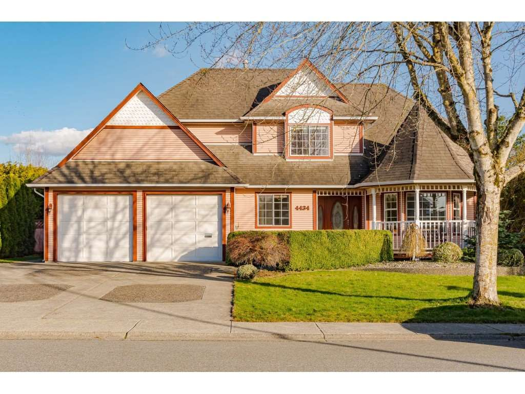 "Main Photo: 4434 217B Street in Langley: Murrayville House for sale in ""Murrayville"" : MLS®# R2540434"