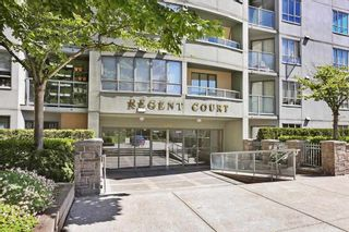 """Photo 2: 1404 3489 ASCOT Place in Vancouver: Collingwood VE Condo for sale in """"Regent Court"""" (Vancouver East)  : MLS®# R2587814"""