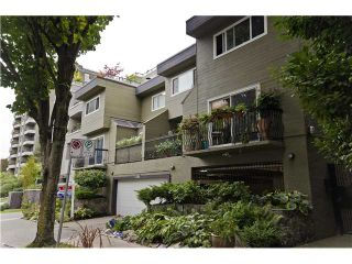 """Photo 1: 2 1285 HARWOOD Street in Vancouver: West End VW Townhouse for sale in """"HARWOOD COURT"""" (Vancouver West)  : MLS®# V919113"""