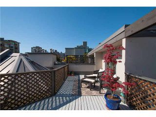 """Photo 16: 410 1728 ALBERNI Street in Vancouver: West End VW Condo for sale in """"ATRIUM ON THE PARK"""" (Vancouver West)  : MLS®# V1119320"""