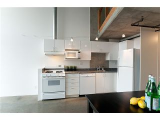 "Photo 4: 422 289 ALEXANDER Street in Vancouver: Hastings Condo for sale in ""THE EDGE"" (Vancouver East)  : MLS®# V890176"