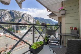 """Photo 19: 313 38003 SECOND Avenue in Squamish: Downtown SQ Condo for sale in """"Squamish Pointe"""" : MLS®# R2585302"""