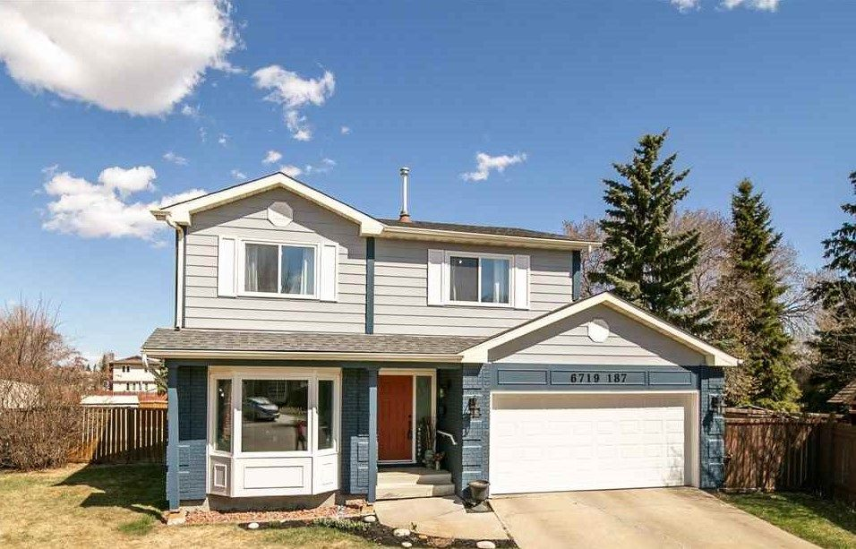 Main Photo: 6719 187 Street NW in Edmonton: Zone 20 House for sale : MLS®# E4241584