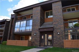Photo 1: 10 1442 Dakota Street in Winnipeg: River Park South Condominium for sale (2F)  : MLS®# 1726848