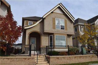 Photo 1: 417 Sage Creek Boulevard in Winnipeg: Sage Creek Residential for sale (2K)  : MLS®# 1727300