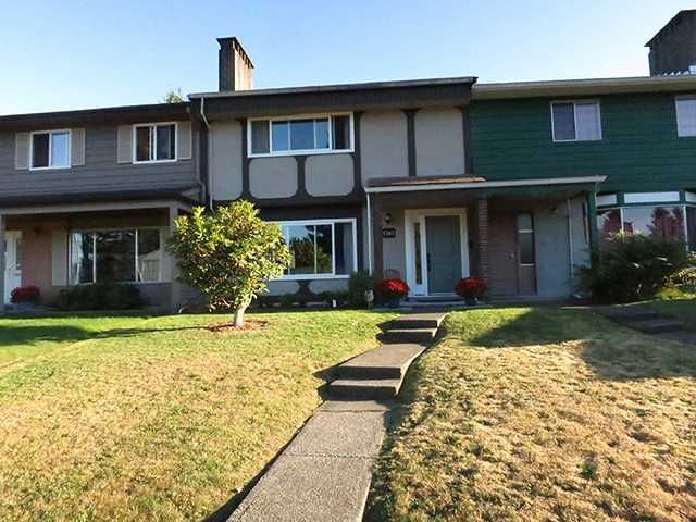 Main Photo: 1383 EASTERN DR in Port Coquitlam: Mary Hill Townhouse for sale ()  : MLS®# V970331