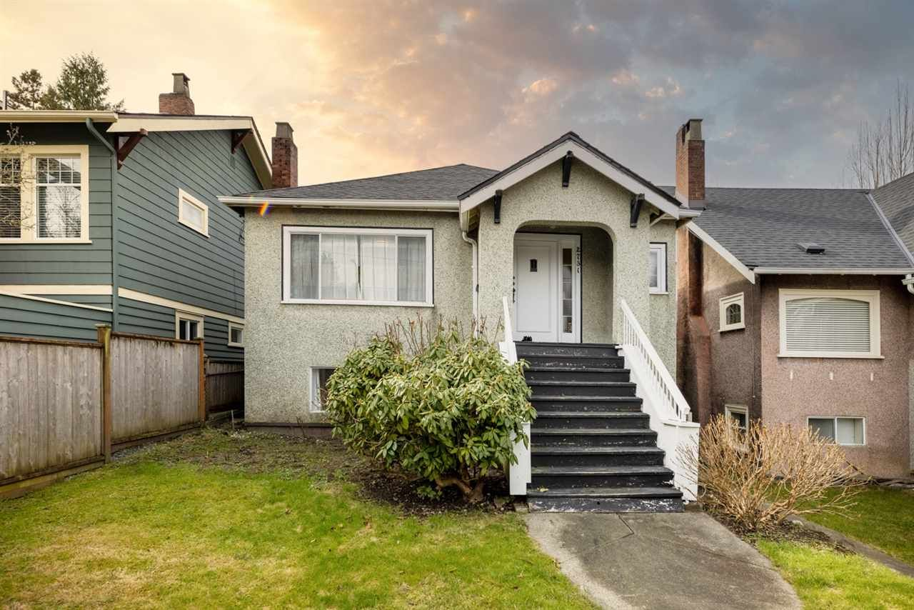 Main Photo: 2731 ALMA Street in Vancouver: Point Grey House for sale (Vancouver West)  : MLS®# R2544455
