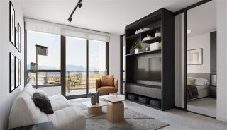 """Photo 2: 401 1503 KINGSWAY Street in Vancouver: Knight Condo for sale in """"Format"""" (Vancouver East)  : MLS®# R2574396"""