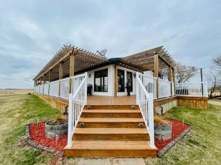 Photo 4: 565078 RR 183: Rural Lamont County Manufactured Home for sale : MLS®# E4241471