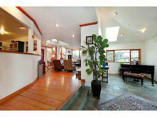 Photo 6: 4184 DOLLAR Road in North Vancouver: Dollarton House for sale : MLS®# V1099433
