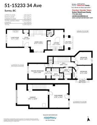 "Photo 30: 51 15233 34 Avenue in Surrey: Morgan Creek Townhouse for sale in ""Sundance"" (South Surrey White Rock)  : MLS®# R2625010"