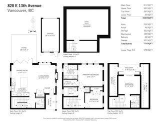 Photo 40: 828 E 13TH Avenue in Vancouver: Mount Pleasant VE 1/2 Duplex for sale (Vancouver East)  : MLS®# R2590646