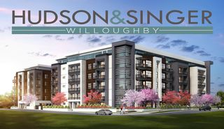 "Photo 2: 210 20838 78B Avenue in Langley: Willoughby Heights Condo for sale in ""Hudson & Singer"" : MLS®# R2565307"